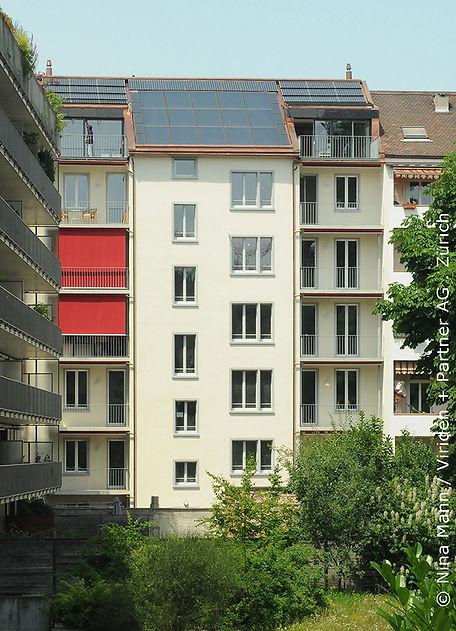 Null- und Minergiehäuser EcoRenova AG, Immbobilienbewirtschaftung Schweiz
