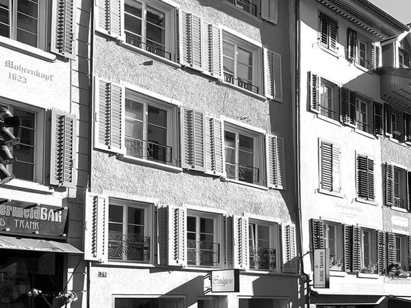 Historischen Wohnhaus – Baden