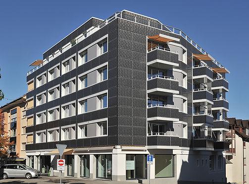Viriden+Partner Architektur Umbauen Renovieren Zurich Alleestrasse Romanshorn