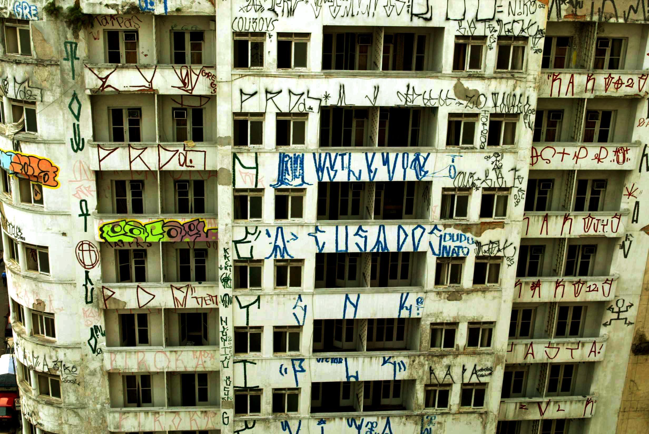 Picho em São Paulo