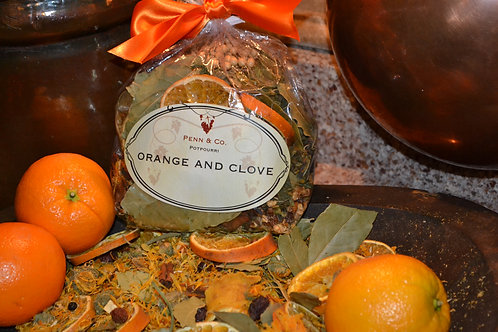 Orange and Clove Potpourri (Large)
