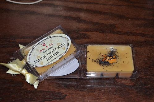 Lemon Poppy Seed Muffin Tart