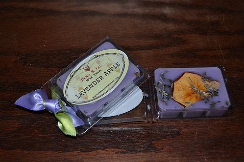 Lavender & Apple Tart
