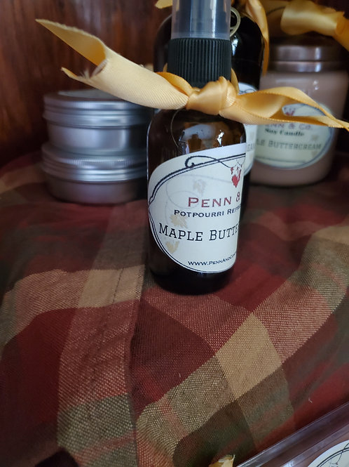 Maple Buttercream Refresher Oil