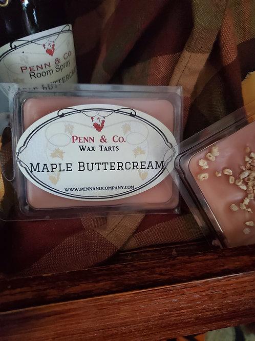 Maple ButtercreamTart