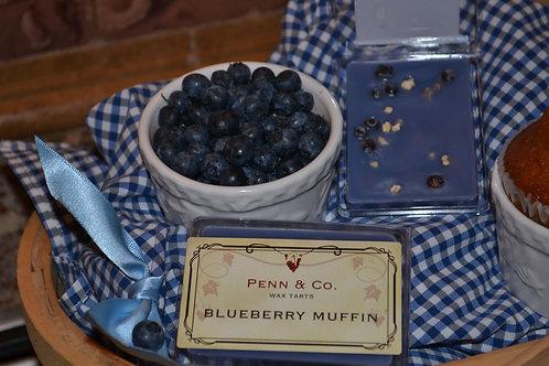 Blueberry Muffin Tart