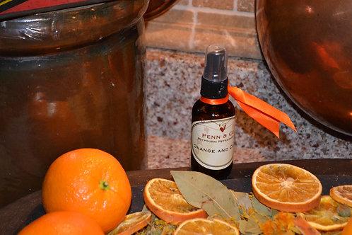 Orange and Clove Refresher Oil