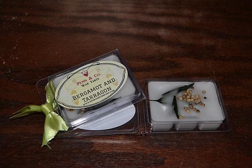 Bergamot & Tarragon Tart