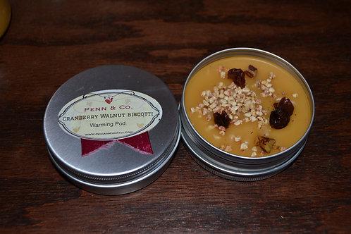 Cranberry Walnut Biscotti Pod
