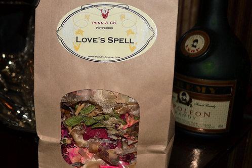 Love's Spell Potpourri