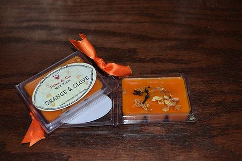 Orange and Clove Tart