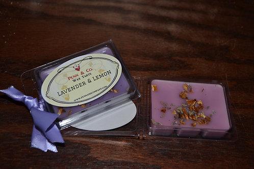 Lavender and Lemon Tart