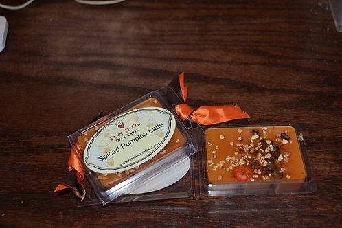 Spiced Pumpkin Latté Tart
