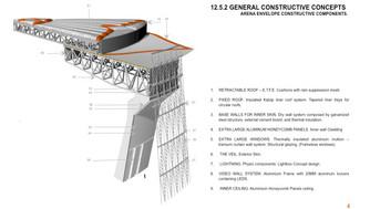 ECC Dwarka Arena Schematic Design