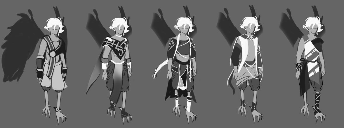 Zorra: Outfit Concepts