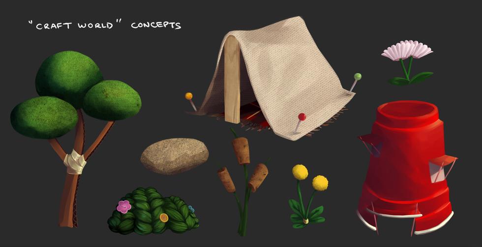 Craft World Concepts