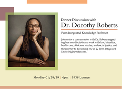 Dorothy Roberts Discussion Flyer