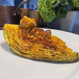 Chunky Spiced Cabbage