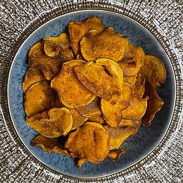 Sweet  Potatoe Crisps