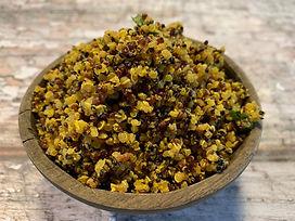 Quinoa Spiced Up