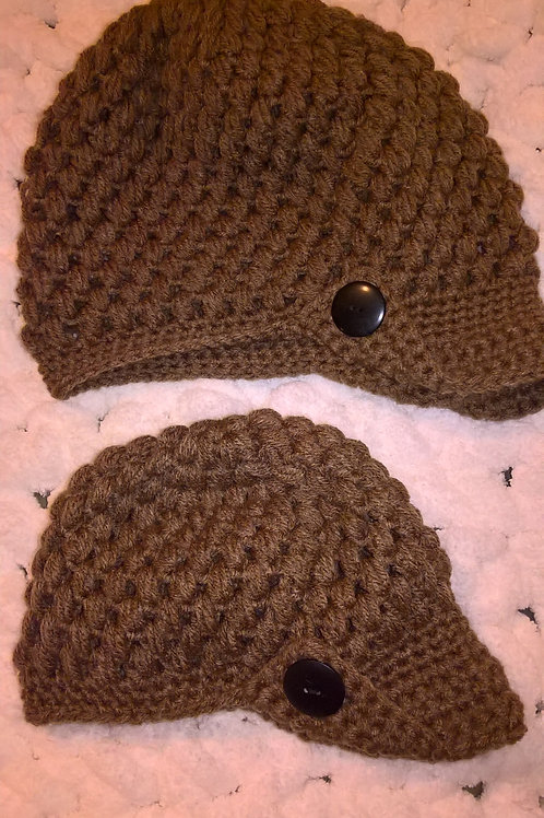 Mommy & me (1-3yr) hats