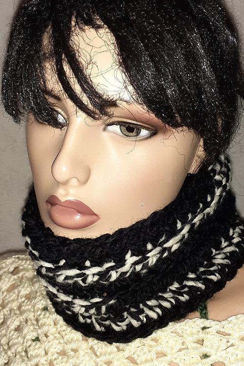 2in1 headband & neck warmer