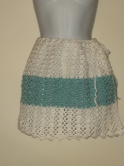 Swimsuit cover skirt wrap