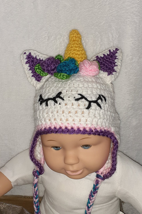 Baby unicorn photo props 0-3 months