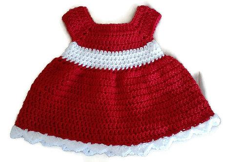 Newborn holiday Dress