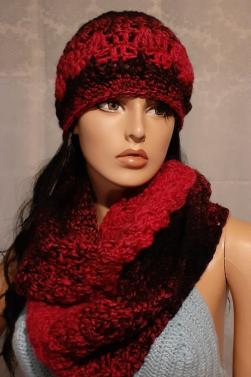 Scarfie Hat and scarf set