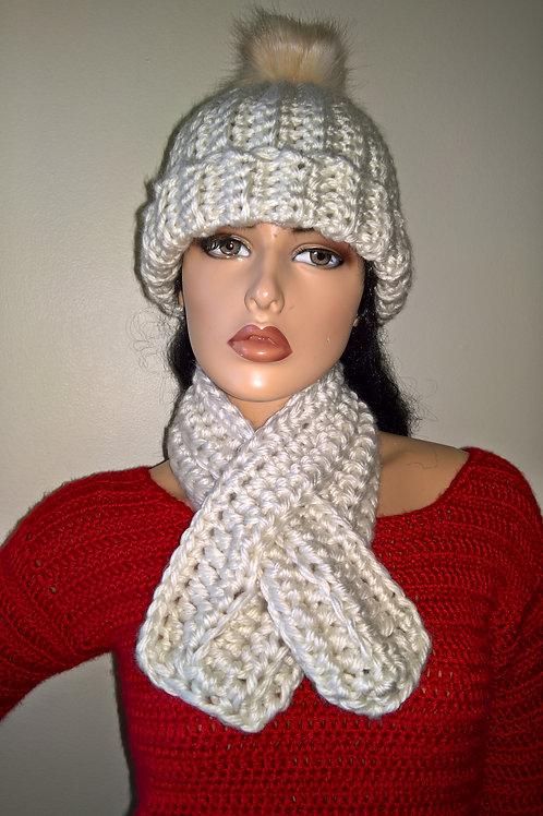 Chunky Winter Hat & neck warmer