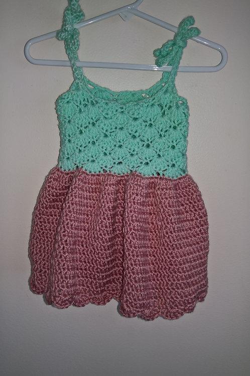 Baby tank dress