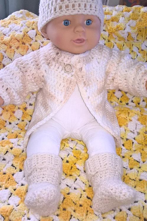 Newborn baby 3 piece set