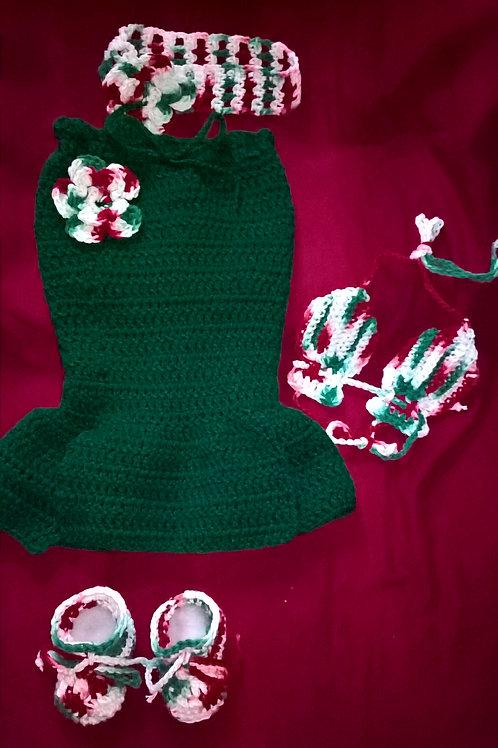 Little mermaid tail skirt