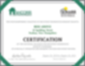 Rise Above Spalding St Certificate.png