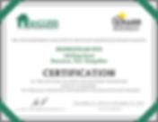 Homestead Inn Certificate for Staples.pn