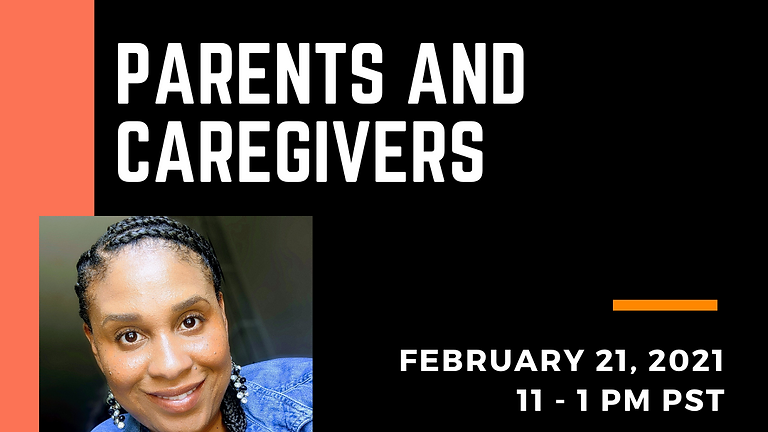 February Salon: Antiracism For Parents and Caregivers