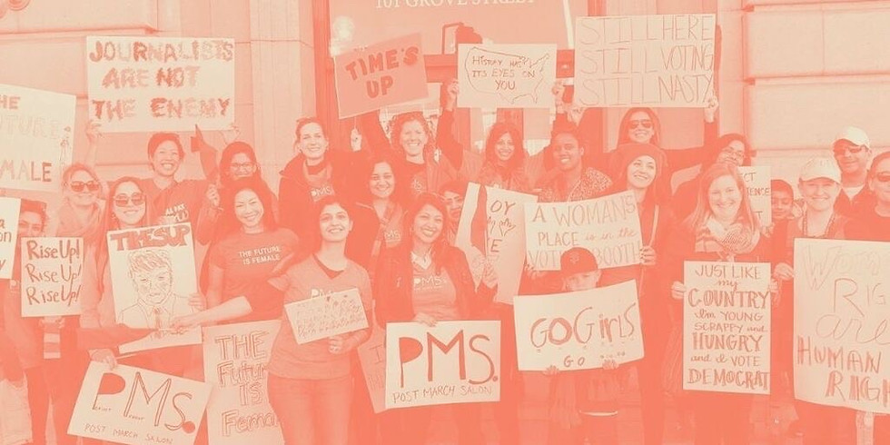 January Salon: PMS Community Connect