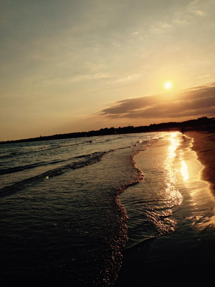 Maganuco al tramonto