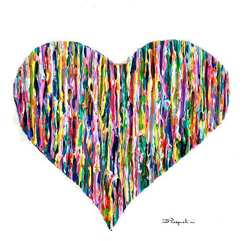 Bright Love - Colorful