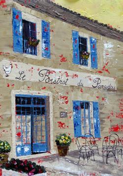 Bistrot en Provence