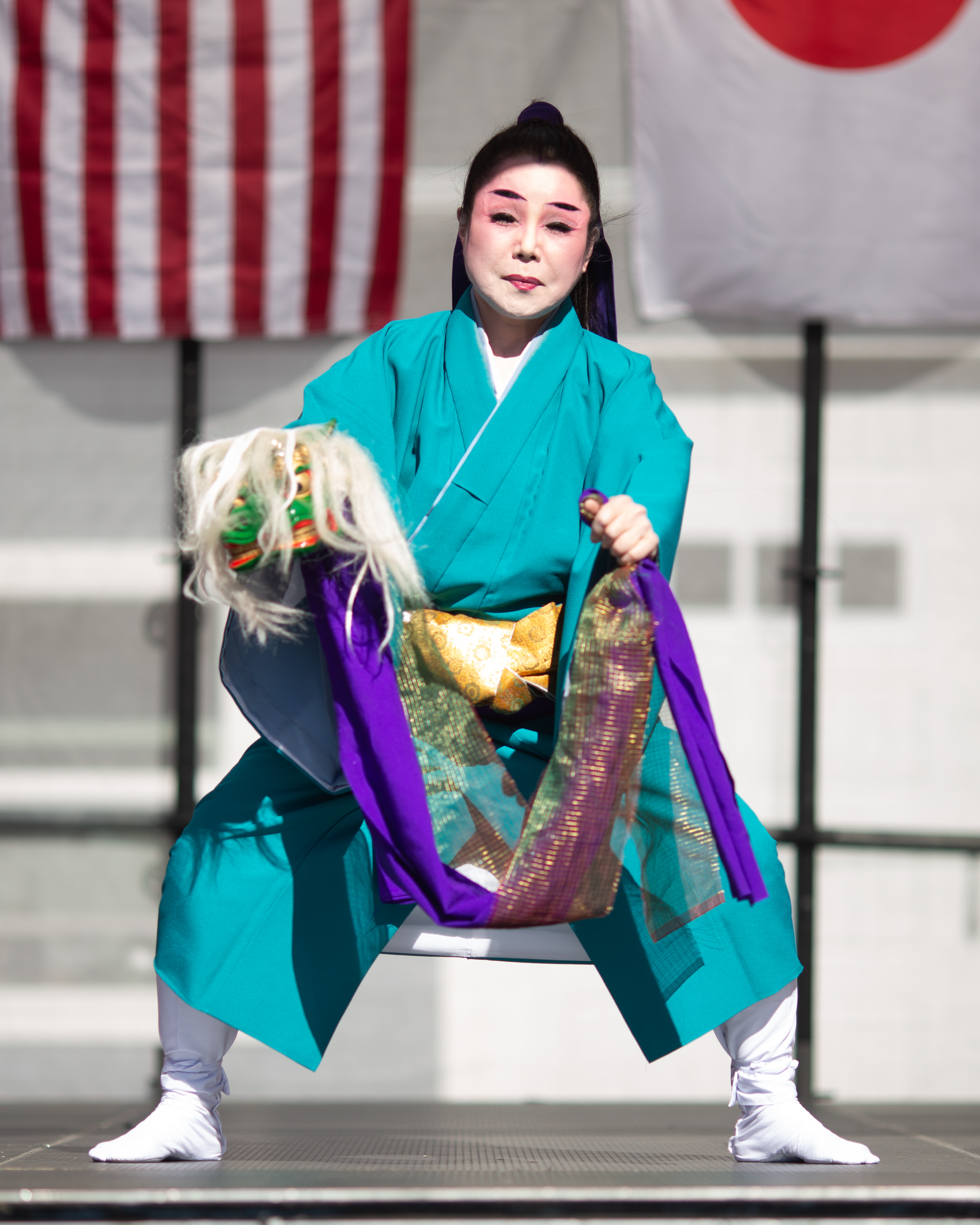 Okinawan Dance