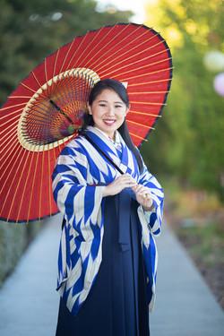 SF Kimono Day Demonstration