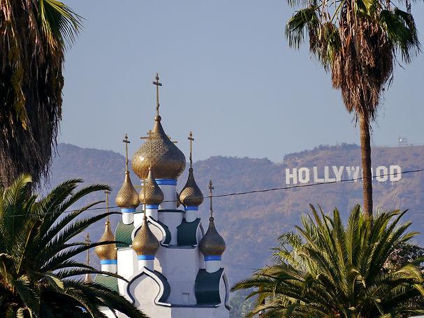 Hollywood голливуд
