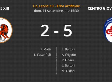 Leone XIII - Boffalora 2-5