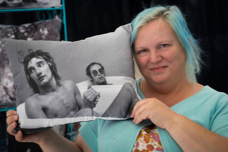 Pillow Lady