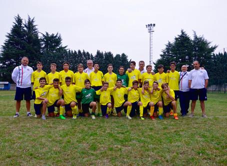 2004, Boffalora vs Amici dello sport 5-3