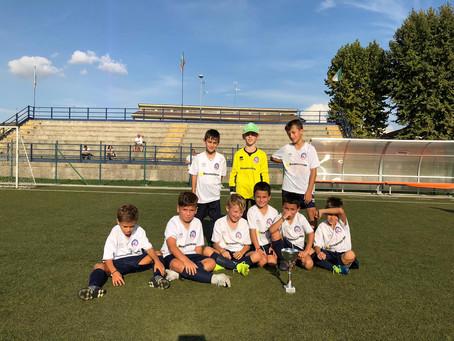 2011 squadra blu, Torneo città di Vigevano