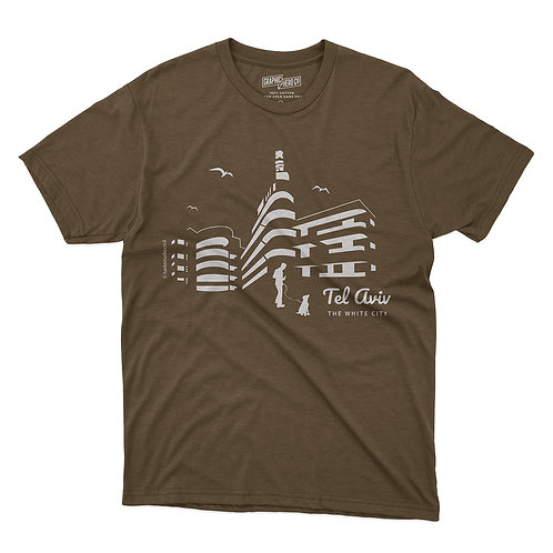 copy of T-shirt green olive | Men