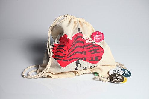 Red Back Bag